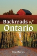'Backroads of Ontario' book cover
