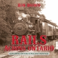 'Rails Across Ontario' book cover